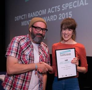 Photo of Rosa Fisher, 2015 Random Acts Award Winner